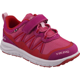 Viking Footwear Holmen Shoes Kids Magenta/Red